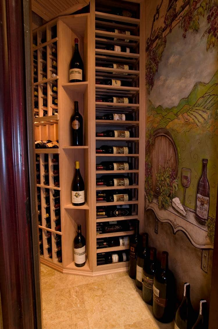 Mini Wine Cellar Ideas custom wine cellars chicago illinois ideas and examples for