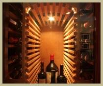 Custom Wine Cellar Lighting