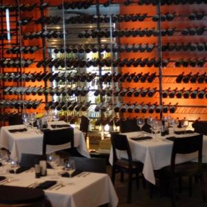 Commercial Custom Wine Cellar at the Loft 610