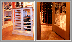 WINE CORK FLOORING