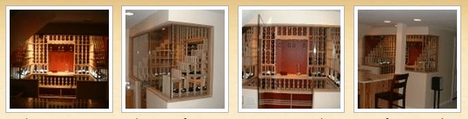 Anil Custom Wine Cellars Chicago Illinois