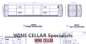 Commercial Wine Racks - Case Storage