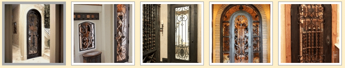 Stylish Wine Cellar Doors - Wine Cellars Dallas Texas