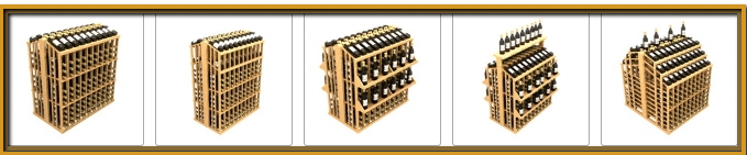Commercial Wine Racks by Wine Cellar SPecialists