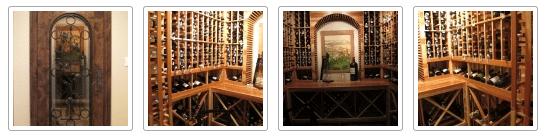 Custom Wine Racks - Custom Wine Cellars Atlanta Georgia