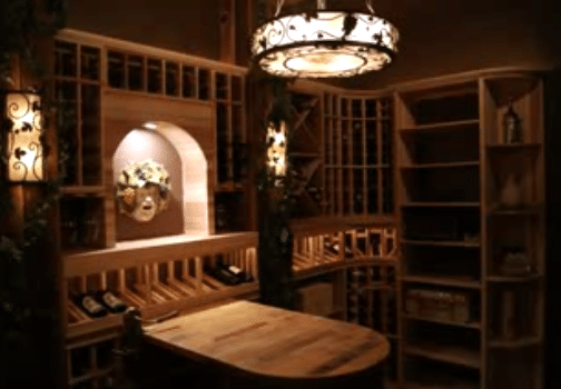 Dave's Custom Wine Cellars Chicago Illinois
