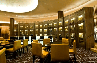Fairmont Hotel - Commercial Wine Storage