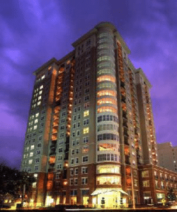 Residential Wine Cellar in a High Rise Condominium Atlanta Georgia