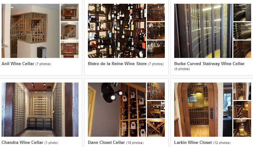 Wine Cellar SPecialists - Wine Cellar Builders