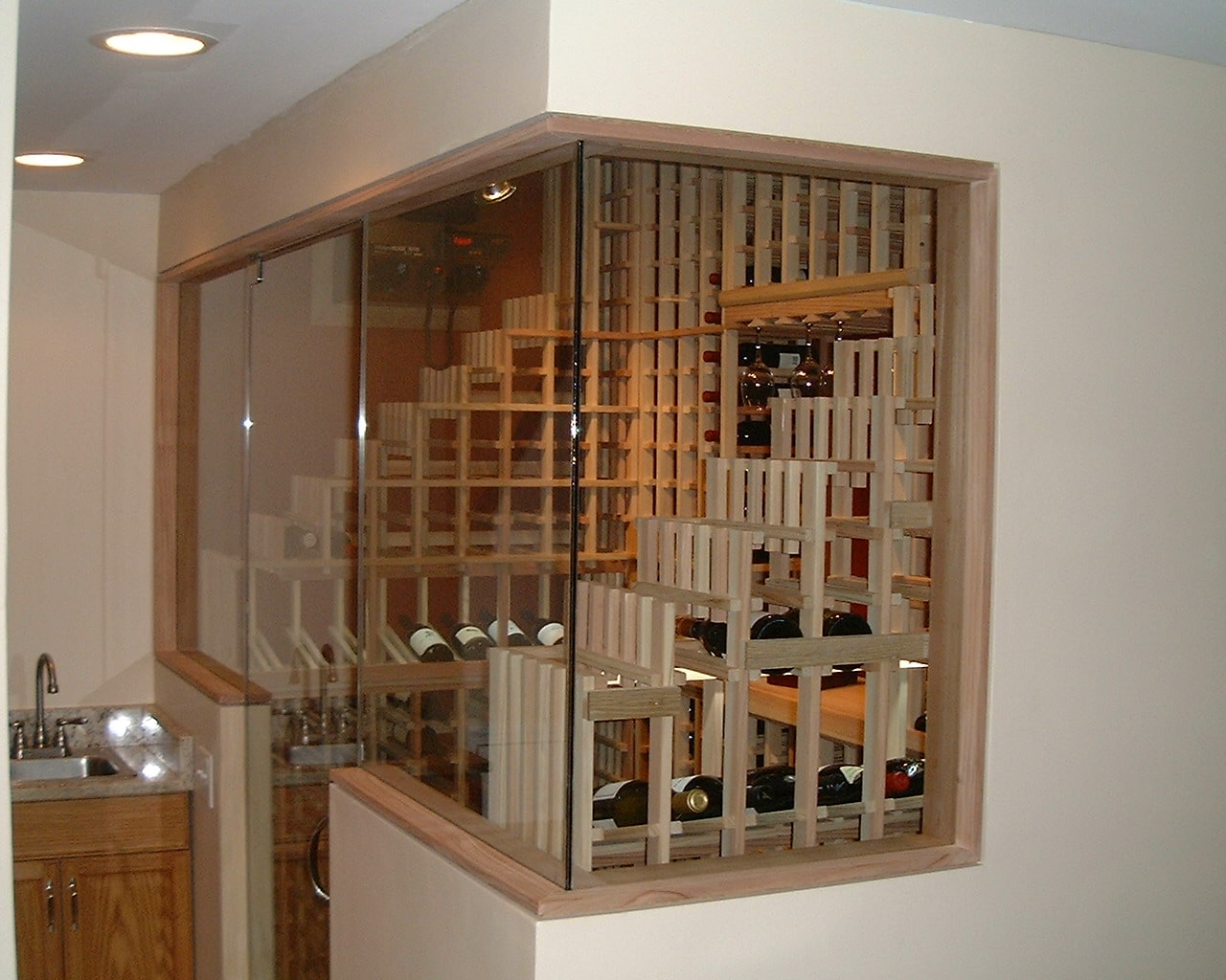 Naperville Custom Wine Cellars