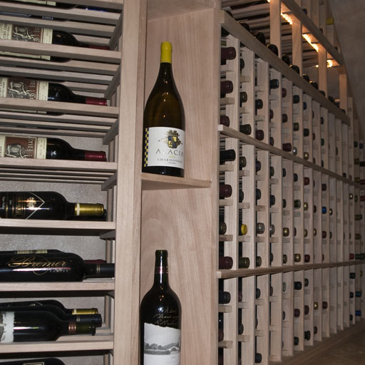 White's Wine Storage Room