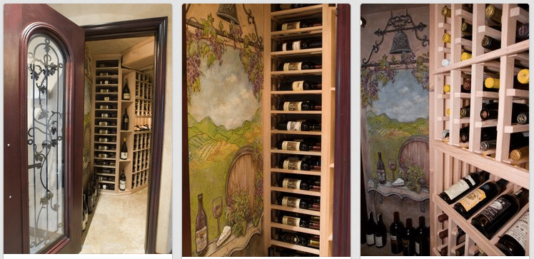 Wine Cellar Design and Wine Cellar Construction