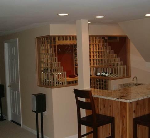 Home Wine Cellars Chicago Illinois