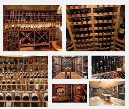 Custom Wine Racks Chicago