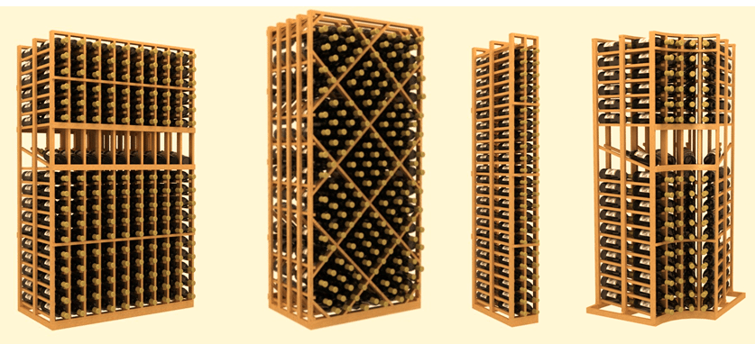 Wooden Wine Racks Chicago