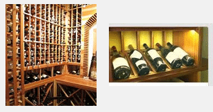 Single Bottle Wine Storage Rack