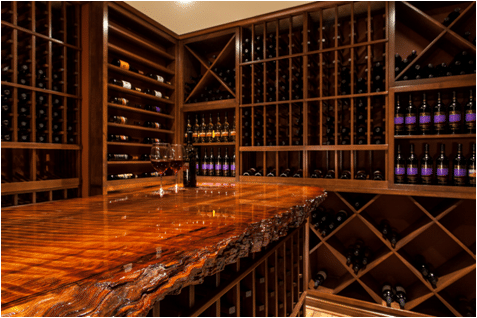 Custom wine cellars chicago illinois for Cost to build wine cellar