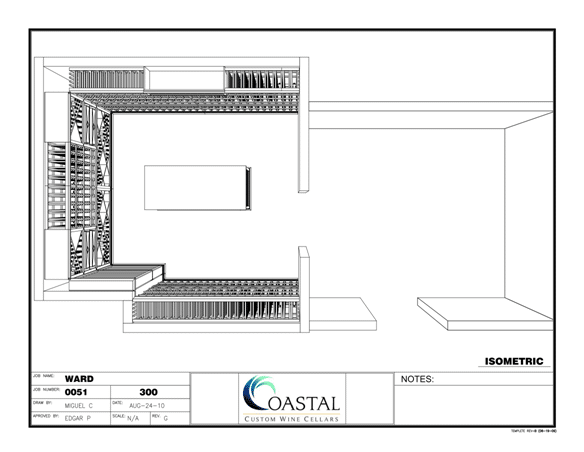 Wine cellar designs chicago custom wine cellars chicago click here to get your free custom 3d wine cellar drawing malvernweather Image collections
