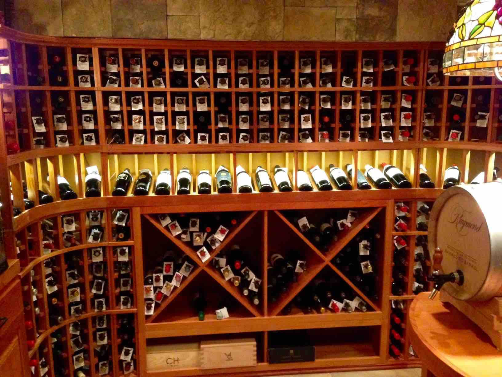 wine cellar lighting. Wine Room Lighting. Wooden Racks Chicago Home Project Lighting Cellar